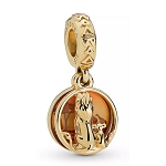 Disney Pandora Dangle Charm - Simba and Mufasa - The Lion King