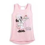 Disney Women's Shirt - Chef Minnie - Epcot Food & Wine Festival 2019 - Tank