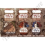 Disney Pin Set - STAR WARS RIVAL RUN - 2019 - 3 Pins