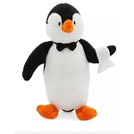 Disney Knit Plush - Penguin Waiter - Mary Poppins - Classic Cozy Knits - 11''