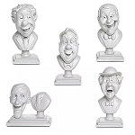 Disney Figure Set - The Haunted Mansion Singing Busts