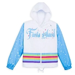 Disney Women's Jacket - Fantasyland WindBreaker