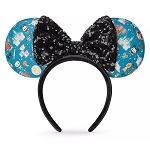 Disney Designer Minnie Ear Headband - Disney Parks Minis by Loungefly
