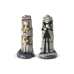 Disney Salt and Pepper Shaker Set - Nightmare Before Christmas Jack and Sally