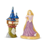 Disney Salt and Pepper Shaker Set - Rapunzel and Tower