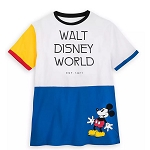 Disney Men's Shirt - Mickey Mouse - Walt Disney World