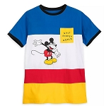 Disney Men's Shirt - Mickey Mouse - Walt Disney World - Pocket Tee
