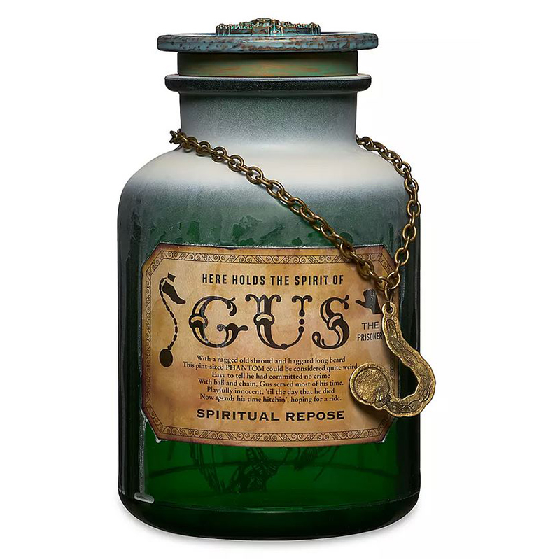 Disney Host A Ghost Spirit Jar - Gus - Haunted Mansion
