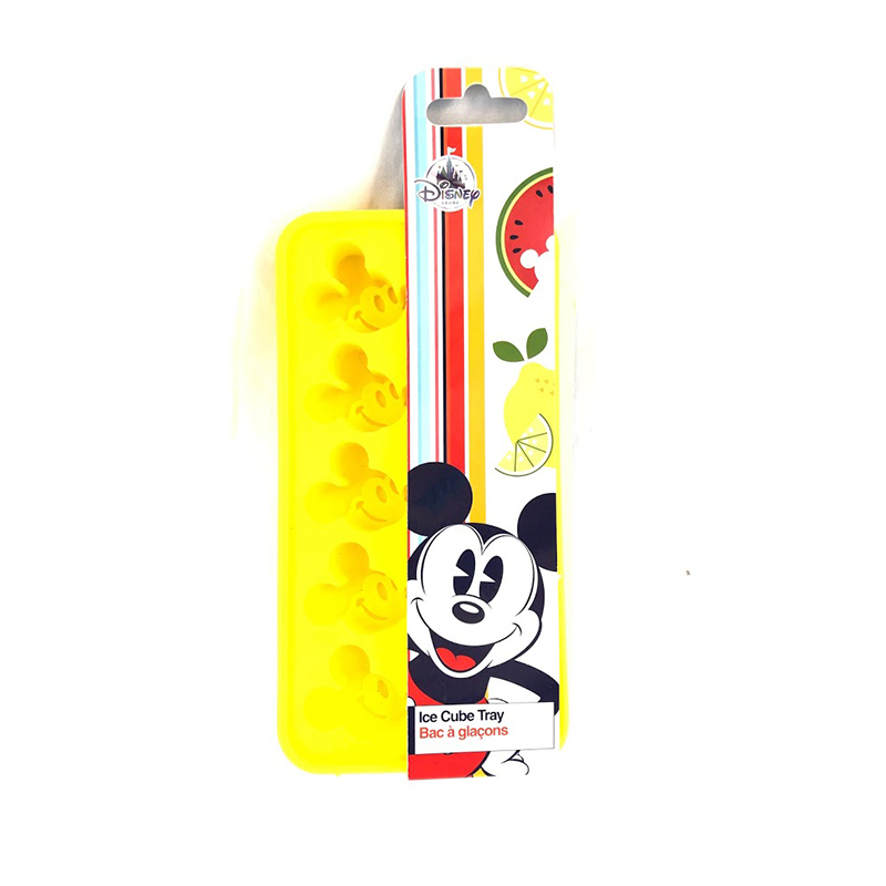 Disney Silicone Ice Cube Tray - Mickey Mouse