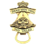 Disney Magnetic Bottle Opener - Dead Men Tell No Tales
