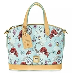 Disney Dooney & Bourke Bag - The Little Mermaid - Dome Satchel