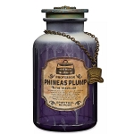 Disney Host A Ghost Spirit Jar - Professor Phineas Plump - Haunted Mansion