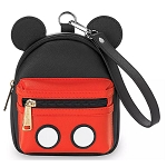 Disney Loungefly Bag - Mickey Mouse - Wristlet Backpack