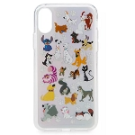 Disney iPhone XS Case - Disney Cats and Dogs