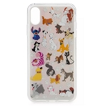 Disney iPhone XS Max Case - Disney Cats and Dogs