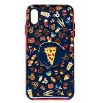 Disney OtterBox iPhone X / XS Case w/ Pop Sockets Pop Grip - Disney Parks Food