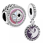 Disney Pandora Charm Set - The Nightmare Before Christmas