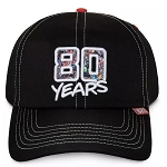 Disney Baseball Cap - Marvel 80th Anniversary