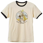 Disney Men's Shirt - Mickey Mouse and Friends