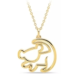 Disney Crislu Necklace - Simba