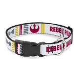 Disney Designer Breakaway Pet Collar - Rebel Pilot