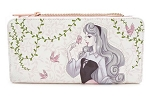 Disney Loungefly Wallet - Briar Rose w/ Birds - Sleeping Beauty