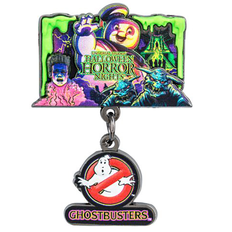 Universal Pin - Ghostbusters - Halloween Horror Nights 2019