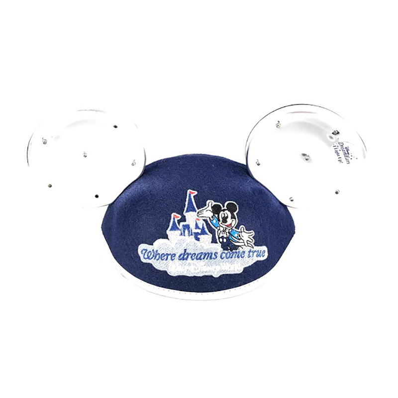 Disney Mickey Ear Hat - Where Dreams Come True - Light Up