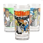 Universal Collectible Glass - Universal Monsters - Halloween Horror Nights 2019