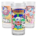 Universal Collectible Glass - Killer Klowns - Halloween Horror Nights 2019