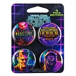 Universal Button Set - Monsters - Halloween Horror Nights 2019