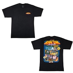 Universal Adult Shirt - ScareZones - Halloween Horror Nights 2019