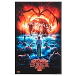 Universal Poster - Stranger Things -  Halloween Horror Nights 2019