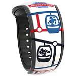 Disney MagicBand 2 Bracelet - Mickey Mouse & Friends Skyliner - Limited Release