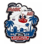 Disney Pin - Disney Skyliner 2019 - There's Magic in the Air