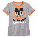 Disney Women's Shirt - Mickey Mouse Fang Club