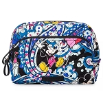 Disney Vera Bradley Cosmetic Bag - Whimsical Paisley