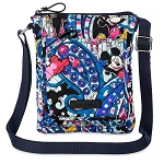 Disney Vera Bradley Bag - Whimsical Paisley - Mini Hipster
