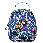 Disney Vera Bradley Bag - Whimsical Paisley - Lunch Bunch Bag