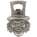 Disney Magnet - Haunted Mansion Hat Box Ghost Bottle Opener