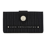 Disney Loungefly Bag - Jack Skellington Nightmare Before Christmas - Metal Head Flap Wallet