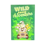 Disney Postcard - Wild About Adventure - Fab 5 Safari