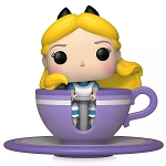 Disney Funko Rides Pop Vinyl Figure - Alice at the Mad Tea Party
