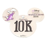 Disney Magnet - Innagural Wine and Dine 10K 2016