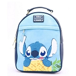 Disney Loungefly Bag - Stitch Profile Mini Backpack
