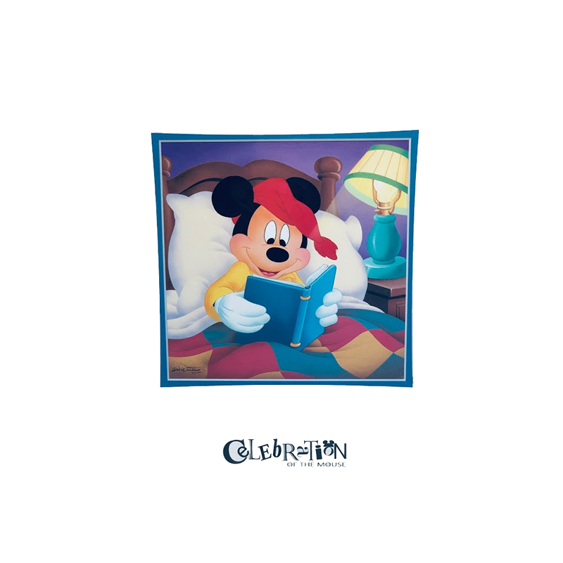 Disney Artist Print - Bedtime Story by Don ''Ducky'' Williams - Celebration of the Mouse