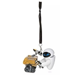 Disney Ornament - Wall-E and EVE