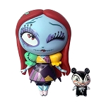 Disney World of Miss Mindy Vinyl Figure - Holiday Sally