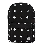 Disney Loungefly Bag - Jack Skellington Faces - Nylon Backpack