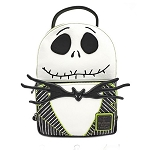 Disney Loungefly Mini Backpack - Jack Skellington Cosplay